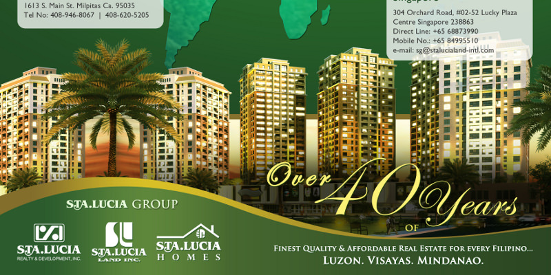 Sta Lucia Land Inc